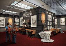 Дизайн и проектирование выставочных площадей