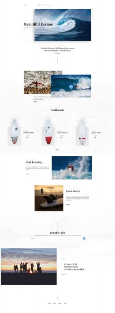Surf - FIRST SURFING MAGAZINE
