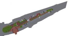 Перепланування центральної частини м. Хуст