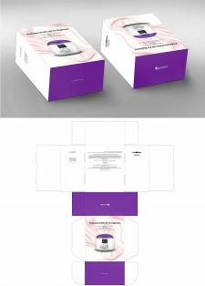 Упаковка для набора для восковой депиляции