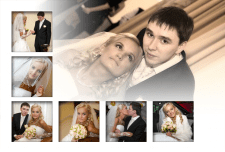 Свадебный коллаж за 2010 год
