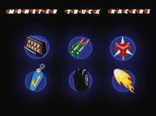 Racers set icons