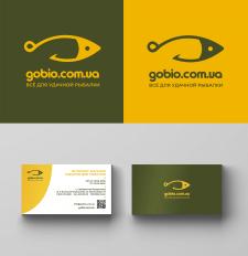 Gobio. Logo | Business card