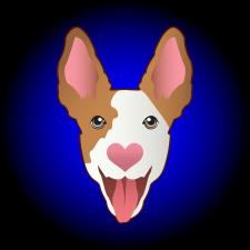 Иконка собаки