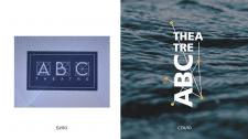Редизайн логотипу для тренінг-центру ABC Theatre