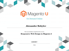 Responsive Web Design in Magento 2