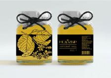 Этикетка для липового меда