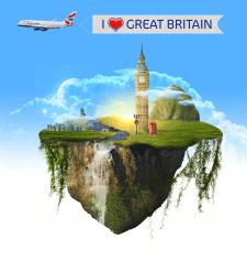 Big Ben Isle