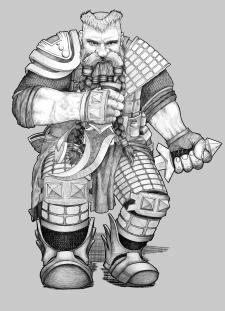 Dwarf-rogue