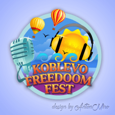 "Работа на конкурс ""Koblevo Freedom Fest"""