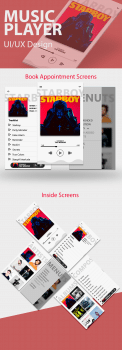 Music Player (Ui Disign)