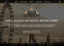 Разработка сайта London Pride