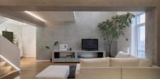 Дизайн-проект интерьера трехуровневой квартиры