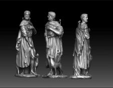 Статуя для иконостаса