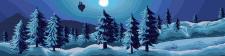 Winter pixel