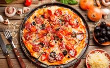 Рекламная статья для пиццерии Pizza House
