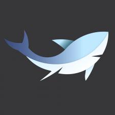 Акула для лого