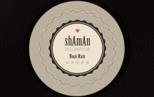 """Логотип для студии """"shAmAn beats"""""""