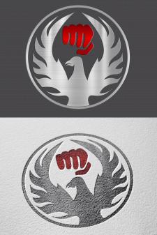 Редизайн логотипа для клуба карате