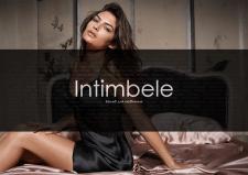 """Баннер """"Intimbele"""""""