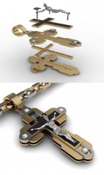 Моделирование крестика