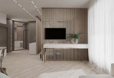 Дизайн интерьера в стиле эко-минимализм