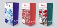 Упаковка для женских колготок - Terry