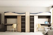 Кімната в гуртожитку/ Комната в общежитии