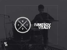 Лого для барабанщика