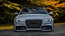 Корпоративный сайт Audi