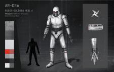 Робот-солдат