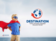 Destination Language Education Center Logo