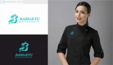 Логотип для компании BARbiKYU - Рестораны