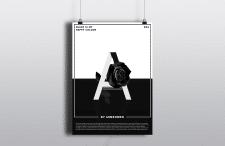 Постер Молодежный - Black is my happy color