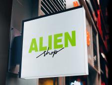 Логотип и фиременный стиль магазина одежды