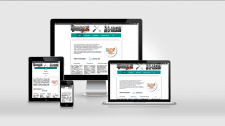 Разработка адаптивного сайта по макету заказчика