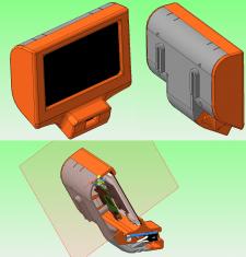 Разработка корпуса для печати на 3д принтере
