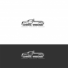 Company logo for towing