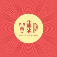Лого «VIP music company»