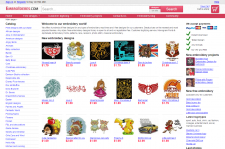 Embroideres - интернет-магазин