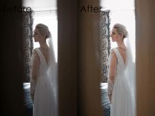 Редакция свадебных фото