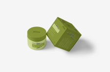 Дизайн упаковки Греческого крема