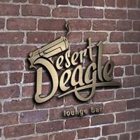 Логотип для лаунж-бара