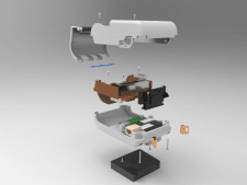 3D моделирование solidworks, Визуализация/3D
