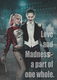 Джокер и Харли