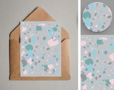 Дизайн листовок и подставок под кружки