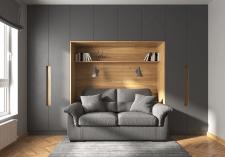 Визуализация интерьера гостевой комнаты