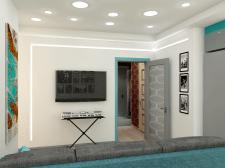 Гостиная-студио
