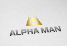 Лого Alpha Man