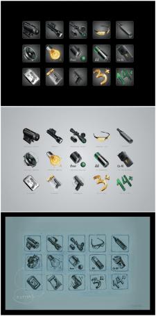 Иконки для полиграфии
